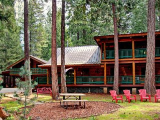 Mount Lassen  Park 11 miles  'BETHANY PLACE' Family vacation destination