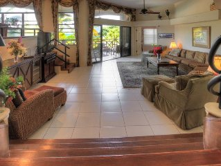 Luxury St. Croix Oceanfront Vacation Rental with Pool and Breathtaking Views