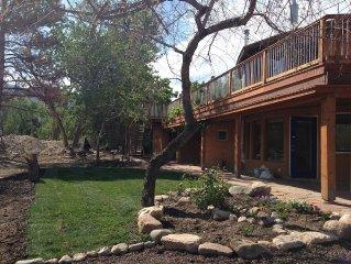 Riverside Boulder Round House