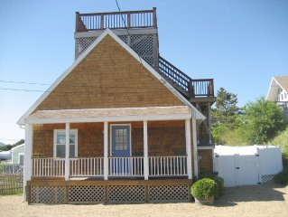 Charming Cottage w/ Panoramic Roof-top Views! Only a few 2018 Weeks Remain!