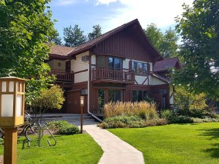 Budget- friendly stay with great golf views & walking distance to all amenities