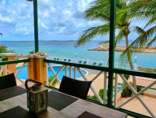 OceanEdge Bonaire - Oceanfront Condo with Incredible View