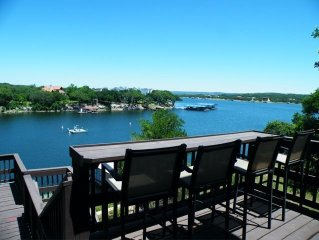 Massive Lakefront Home-Lake Travis is FULL-Come Enjoy!!