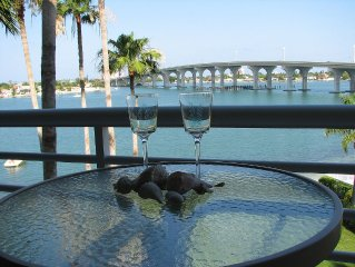 Beach Boats Birds Dolphins And Pool All From Your Private Balcony!views