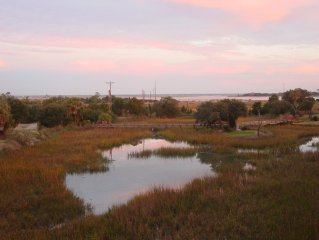 Awesome Marsh View * Wild Dunes
