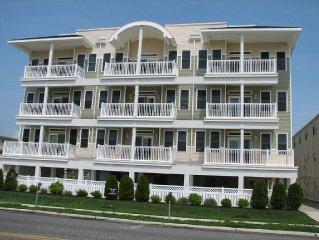 Top Floor Oceanfront Condo, Excellent Location with Great Views!