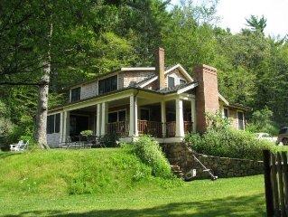 Quiet Retreat on Full Recreation Long Pond
