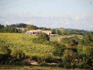 New House with 360 views, total isolation, yet only 8 mins walk to town.