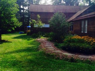 Cooperstown dream parks lake house rental $2000 $300 damage deposit .