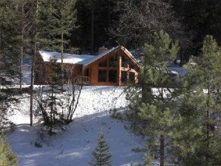 Elk Run Cabin on Five Wildlife Filled Acres