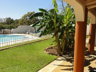 5 Bedroom Detached Rural Villa With Large Pool. Seperate 2 bed cottage available