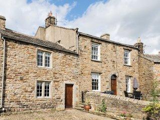 Stunning Yorkshire Dales Cottage, Grade II Listed, Gunnerside, Sleeps 10