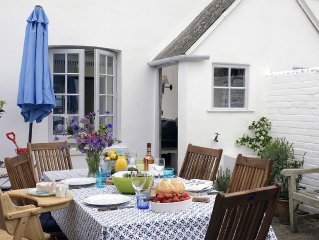 Idyllic Grade II Listed Cottage in West Wittering