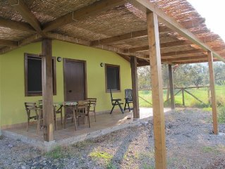 Relax! Bungalow sotto le stelle in campagna a 2 Km dal mare.