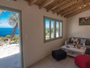 Villa Anagennisis, a beautiful villa with semi-private beach and amazing view