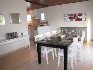 Maison 100 M2 à Olonne sur Mer, au calme, jardin clôturé, 10 mn à pied de la mer