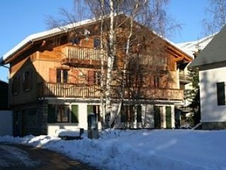75 M2 Duplex Chalet Apartment, Les Deux Alpes, France, holiday rental in Isere