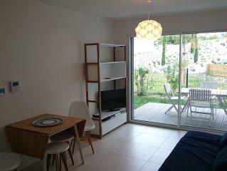 Anglet Biarritz chambre d'amour 100m de la plage !!! résidence grand standing