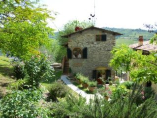 Typical Tuscan Country House