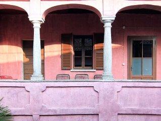 Ghiffa, Lago Maggiore. Lo charme di un'antica casa di pietra