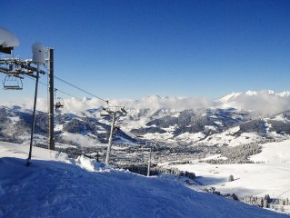 Winter/Summer holidays in St Gervais Le Bains