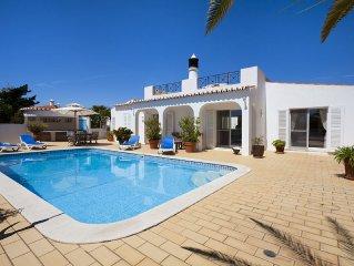 Villa with private pool in Vale do Milho