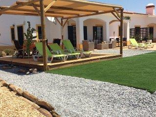 Quinta Courela das Aguinhas, a new villa set in peaceful ,panoramic location