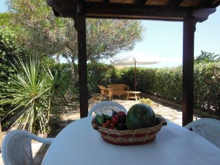 (SPECIAL OFFER ) House with garden 'Vilaggio Pradiso'- 400 m. far away from sea