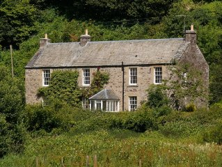 Farmhouse Holiday Cottage, Trowan, Crieff