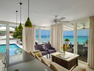 New Breathtaking Beach-Front Property