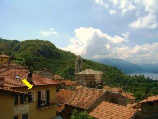 Casa la Fonte in Perledo: real Italy close to Como lake and Varenna