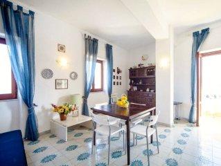 Delizioso appartamento indipendente affacciato sul mare di Forio