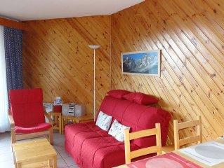 Appartement T2 entièrement rénové placé près gare, commerces, base de loisirs.