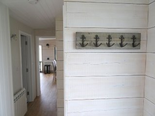 Luxury Contemporary Beach Lodge With Sand Dunes And River Views - Sleeps 6