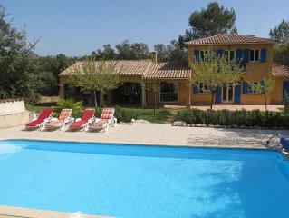 Tres belle Villa Cote d'azur 8 a 12 personnes !