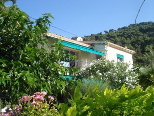 Lovely 1 Bedroom, Between Nice and Monaco With Gr