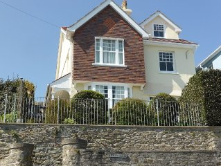 Spacious Family House In Salcombe, Devon, England