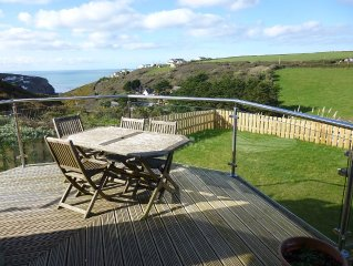 3 Bedroom Home With Stunning Sea And Countryside Views