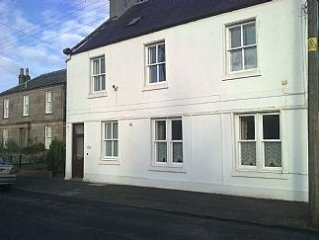 6 Bed Character Holiday Home In Wigtown Views Over The River Bladnoch