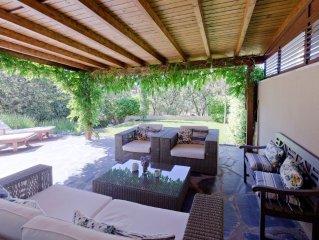 Luxury villa in Madrid Sierra