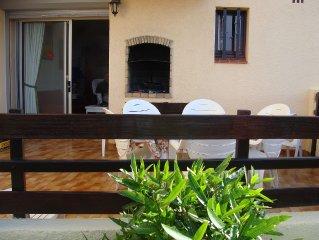 Superbe T3 vue mer, grande terrasse, piscine, box - 2 chambres, 6 couchages WIFI