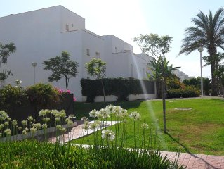 Luxury ground floor apartment located near golf course / beach resort