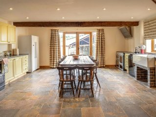 Dog and Family-Friendly Self Catering Farmhouse on Working Farm