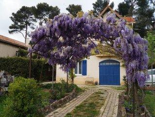 Appartement independant avec jardin en Provence proche Casamance
