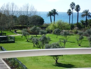 Juan Les Pins: Luxury Apartment,Charm,Comfort,relax with beautiful sea views