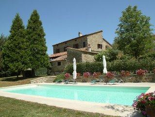 Beautiful Tuscan Villa