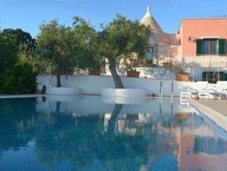 Serenite, intimite, piscine panoramique
