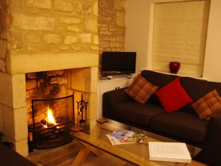 Lovely, cosy Cotswold retreat ideal for rural and romantic breaks