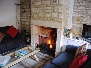 Cosy Cotswold retreat, ideal for romantic rural breaks