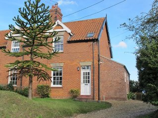 Meadow View Is An Extremely Comfortable Cottage With A Large Garden.